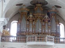 Lachen Pfarrkirche Gross