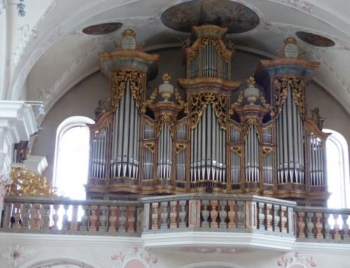 Lachen SZ. Pfarrkirche