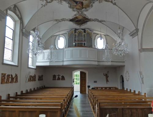 Zizers GR. Katholischen Kirche.