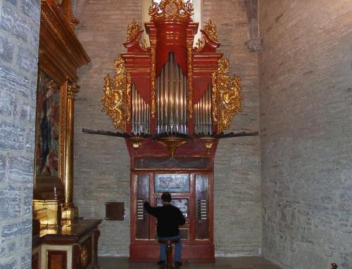 Belorado (Burgos, España). Iglesia del monasterio de Sta. Clara