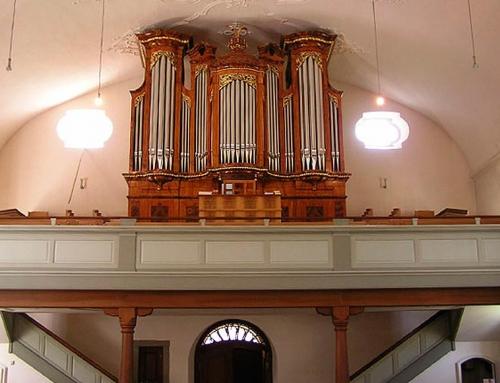 Ebnat-Kappel SG. Evangelische-Ref Kirche