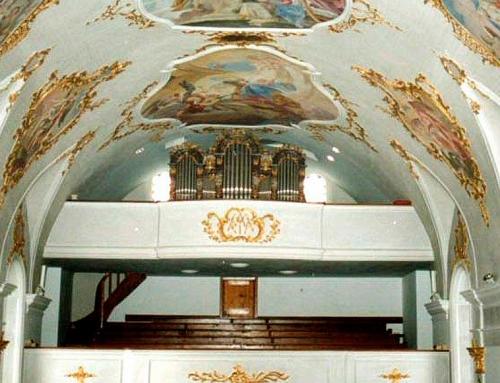 Galtür (Oesterreich). Katholische Kirche