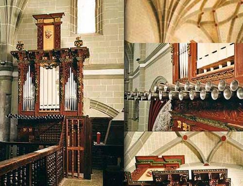 Used (España). Iglesia parroquial