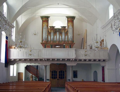 Mörel VS. Pfarrkirche