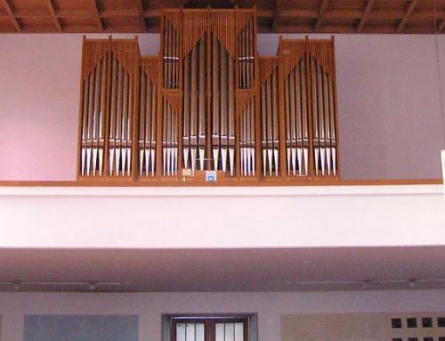 Aadorf TG. Katholische Kirche St. Alexander