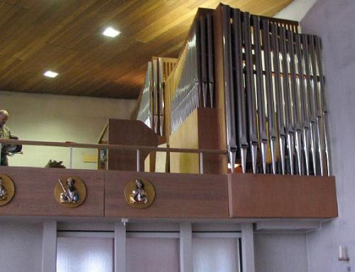 Brigels GR. Katholischen Kirche.