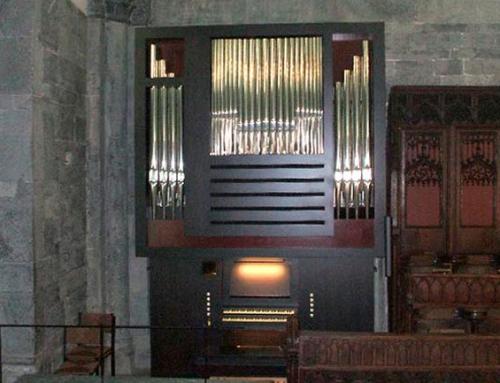 Chur GR. Kathedrale