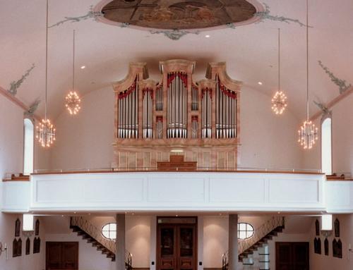 Mörschwil SG. Katholische Kirche