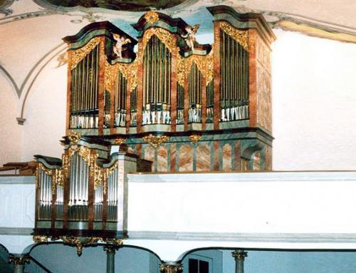 Niederbüren SG. Katholische Kirche St. Michael
