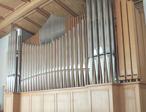 Rapperswil SG. Evangelische Kirche