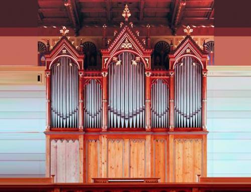 Tübach SG. Klosterkirche St. Scholastika