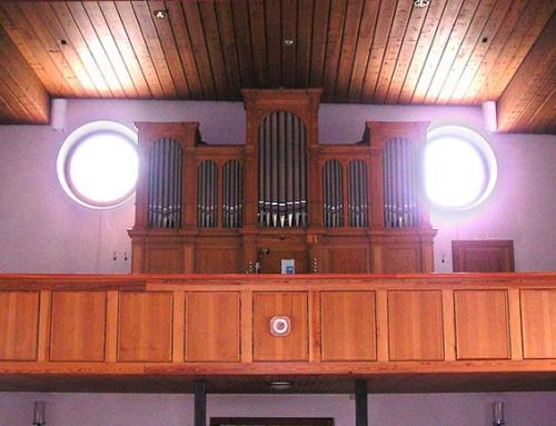 Untervaz GR. Untervaz Kirche St. Laurentius