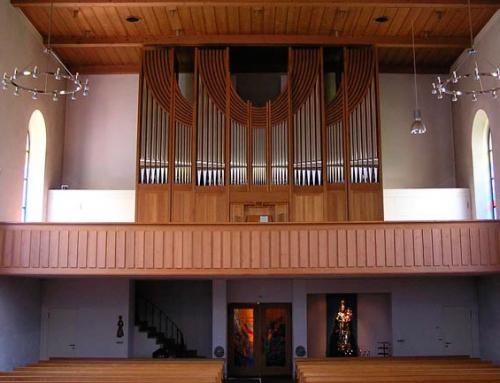 Wangs SG. Katholische Kirche St. Antonius