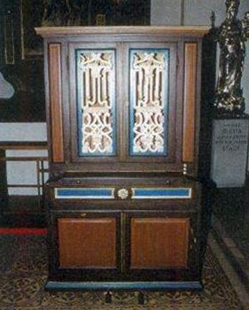 Vollenweider-Orgel